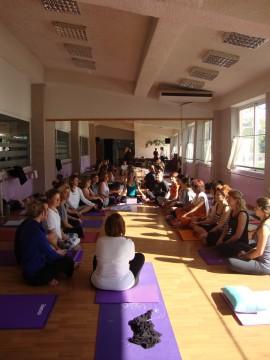 Jyoti live - Partners Yoga, November 2011.