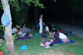 Night Forest Yoga (Goudi 2013)